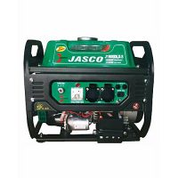 JASCO 1800DLX Self Start 1.5 KVA Petrol &Gas Generator