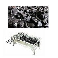 K Collection Black Coal Pack Of 1 Kg