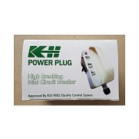 KH Power Plug with Circuit Breaker For air conditioner