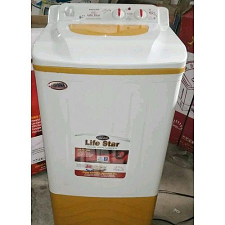 LIFE STAR LIFE STAR Washing Machine Multicolored-3060