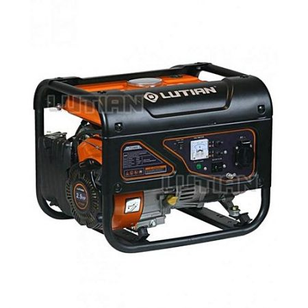 LUTIAN Electric Start Generator 1 kW with Battery LT1200ES