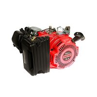 MAC100 Petrol Engine Generator Red