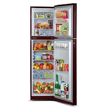 Orient Diamond 225 Liters Refrigrator Red Low Voltage 140V