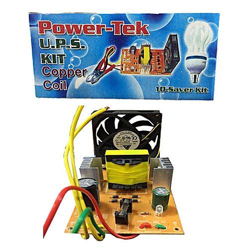 SHOP-IT-PK com Mini UPS Kit Inverter 200watt 12-Volt to 220-Volt