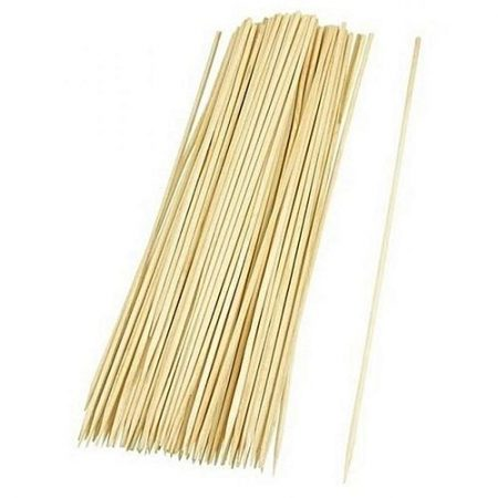 S&S Pack Of 100 Bbq Bamboo Sticks Brown