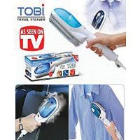 TOBI Portable Steam Iron Travel Steamer As Seen on TV
