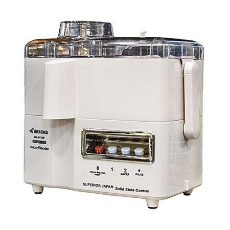 Arsons 3 in 1 - Juicer - Blender - Grinder - Arsons - 5972 - Glass Jug -