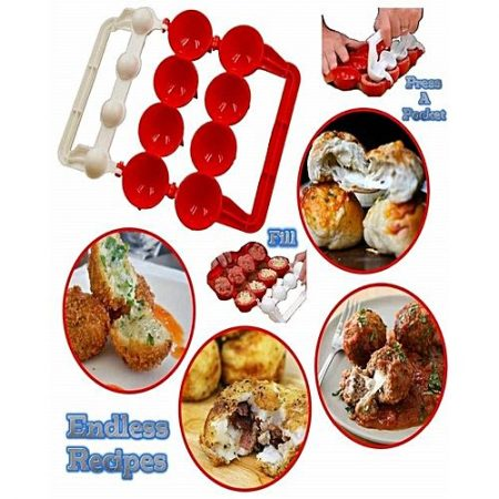 Buy Anything Meat One Mighty Meatballs Maker ha181