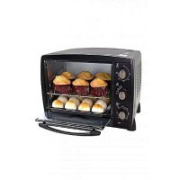 Cambridge Appliance Eo-627 Electric Oven Black