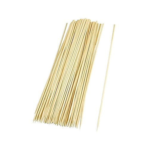Buy Cm Barbecue Wooden Bamboo Sticks Brown Ha323 Online