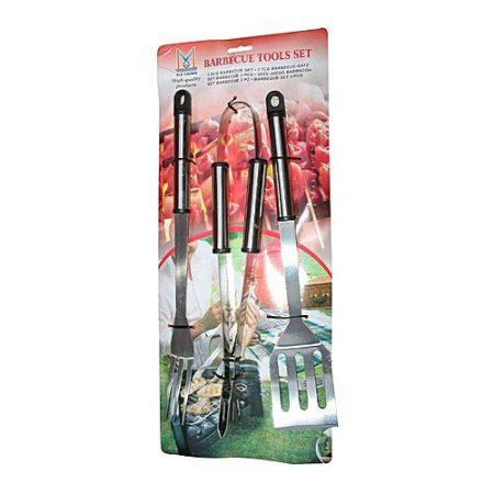 Gardenia BBQ Tools Set Of 3 - Premium ha267