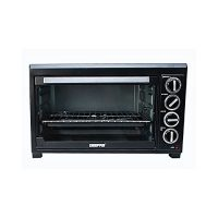 Geepas GO-4451 Electric Oven with Grill 45Liter Black