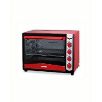 Geepas GO 4462 Electric Oven With Grill Large Red