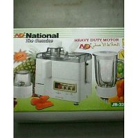 Imported Mall National 3 in 1 Juicer Blender