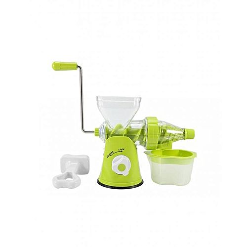 Buy Manual Juicer Machine For Home Online In Pakistan