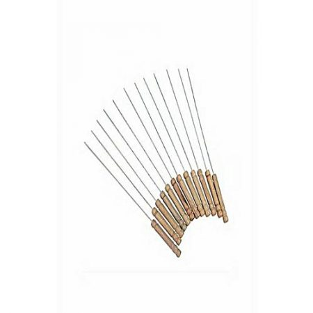 Moti Bazar Pack Of 12 - Bbq Wooden Handle Skewers ha363