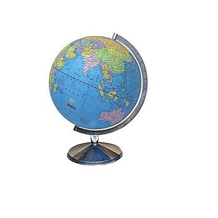 My Modern Mart World Globe - Sky Blue