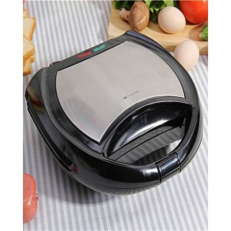 Pearl Cosmetics Carrefour Home HSM2169-10 waffle iron sandwich maker and toaster