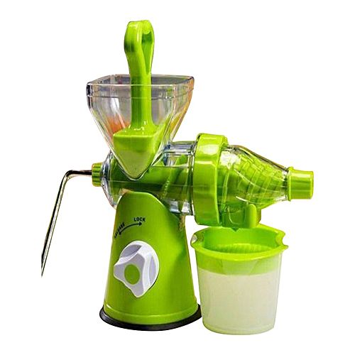 Buy Pink Palace Manual Juicer Machine Green Pw 05 Online In