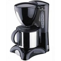 Westpoint Official WF-2022 - Deluxe Coffee Maker - 650 W - Black