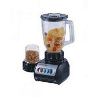 Absons Blender & Grinder (2 in 1) AB-03B Black ha241