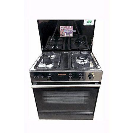 Admiral Cooking Range 3 burners 27 x 22 x 34 ha103