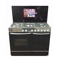 Admiral Cooking Range 5 burners size 34 x 22 x 34 ha106