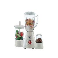 Anex 3 in 1 Blender - 450 W - White ha509