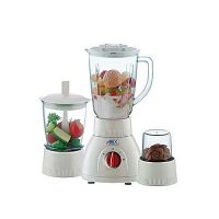 Anex 3 in 1 Blender - 450 W - White ha519