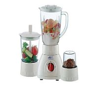 Anex 3 in 1 Blender - 450 W - White ha987