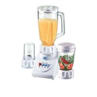 Anex 3 in 1 - Blender With Grinders - White ha125