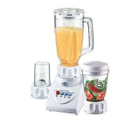 Anex 3 in 1 - Blender With Grinders - White ha642