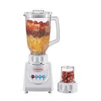 Cambridge Appliance BL204 - 2 in 1 - Blender with Mill - White ha701