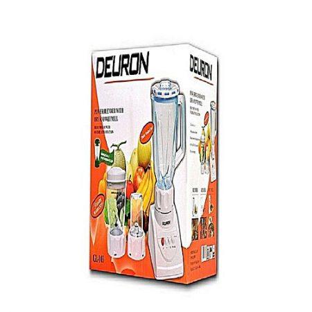 Deuron L 103 - Blender with Dry, Wet Mill & Grinder - White ha854
