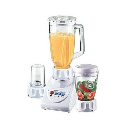 Home Gadgets 3 In 1 Blender & Grinder & Chopper ha518