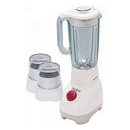 Moulinex Lm207041 - Super Blender Grinder, Grater & Stick - White ha310