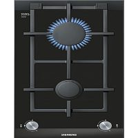 Siemens ER326BB70E 30 cm Black Ceramic Glass Gas hob 2 burner ha159