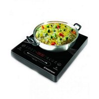 Westpoint WF-142 Deluxe Induction Cooker Silver ha48