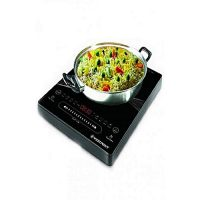 Westpoint WF-142 Deluxe Induction Cooker Silver ha50
