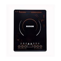 Zapple Marado 2000W Induction Cooker T-18 Black ha45