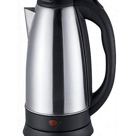 Electric Tea Kettle - Silver-1.5 Liter-200Watt D.C ha205