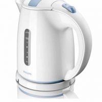 HD4646/70 - 1.5L - 2400W Daily Collection Kettle - White & Blue ha126