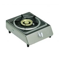 Single Gas Stove Steel 111 ha128