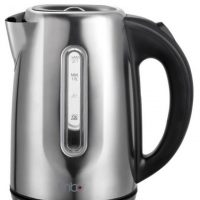 SK 7332 - Plastic Cordless Kettle - Grey ha335