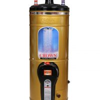 Water Geyser 20 Gallons Gauge 14 x 16 Golden ha194