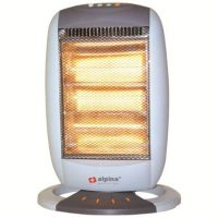 Alpina Sf-9353 Helogen Heater With Official Warranty