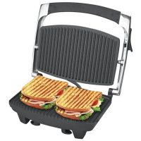 Alpina Sf-6022 Panini Grill & Sandwich Press 1000W With Official Warranty