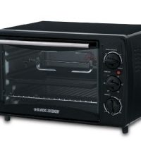 Black & Decker TRO2000 Toaster Oven 19 Litre With Official Warranty
