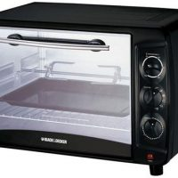Black & Decker TRO55 Toaster Oven With Official Warranty