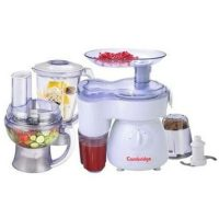 Cambridge FP842 Food Processor With Official Warranty